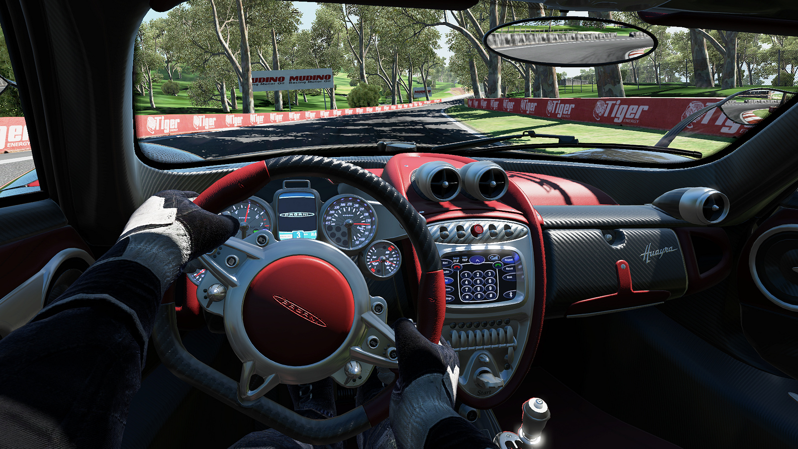simuladores project cars