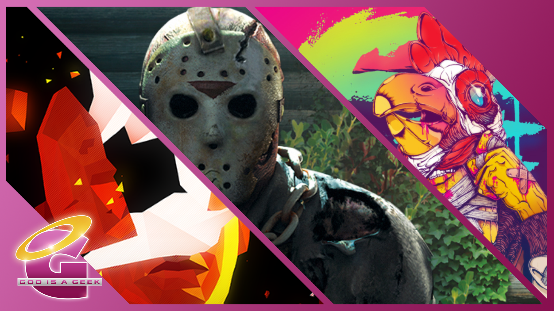 Switch Re:Port Review #51: Superhot, Snooker 19, Hotline Miami Collection, Friday the 13th: The Game