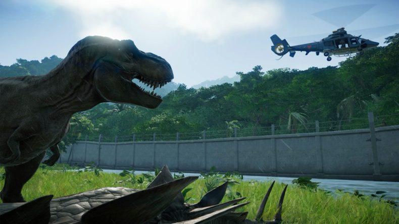 Jurassic World Evolution Tyrannosaurus Rex