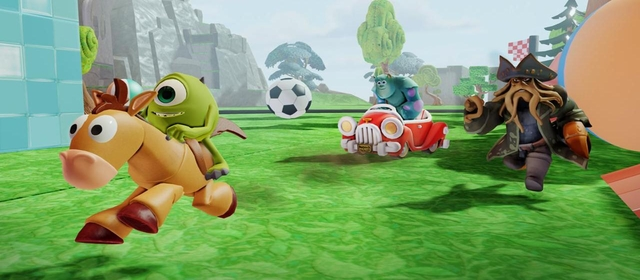 New Toy Box Racing Trailer Released For Disney Infinity