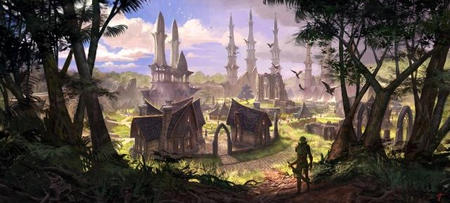 Elder Scrolls Online Preview – E3 Hands On