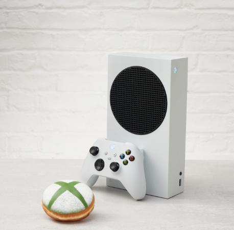 Xbox and Krispy Kreme team up