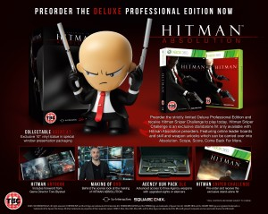 Hitman - Collector's Edition Contents
