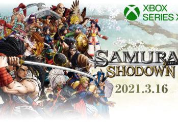 SAMURAI SHODOWN comes to Series X/S in March