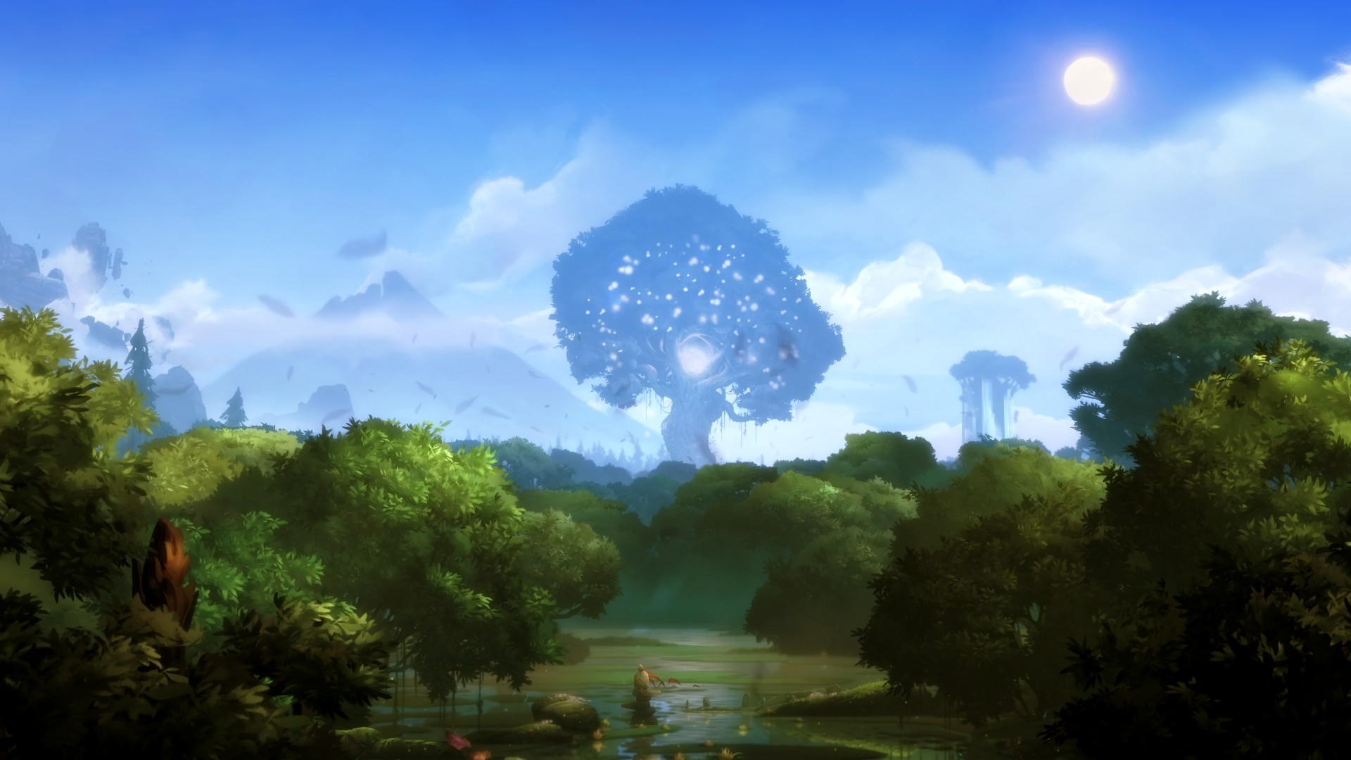 Ori And The Blind Forest Review Godisageek Com