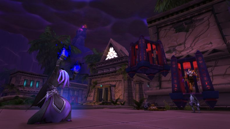 An image of the new Visions of N'Zoth update