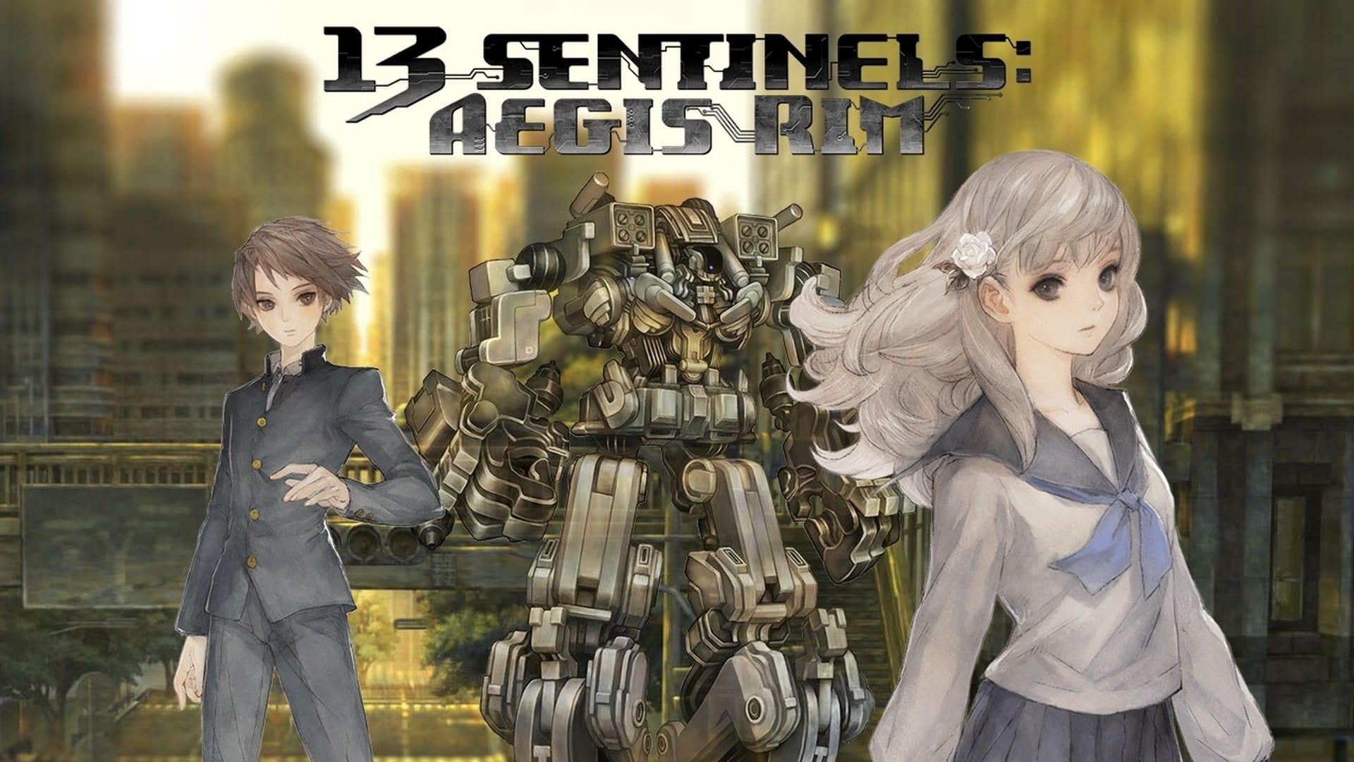 13 Sentinels: Aegis Rim review   GodisaGeek.com