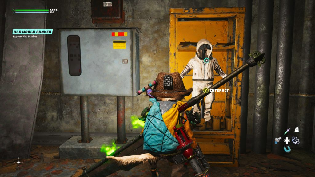 Biomutant Hazard Suits