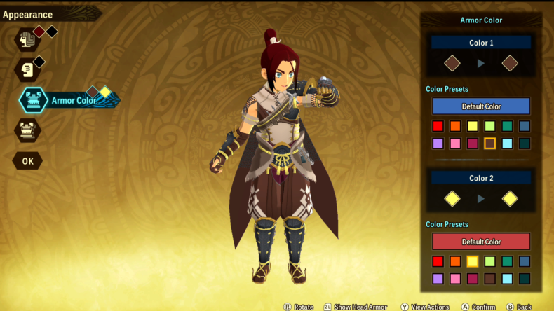 Monster Hunter Stories 2   How to use Layered Armor