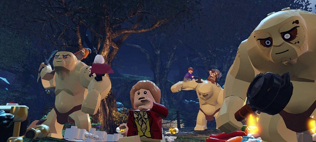 Lego The Hobbit Box Art Revealed