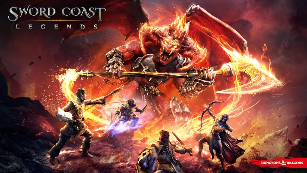 Sword Coast Legends Review - GodisaGeek com