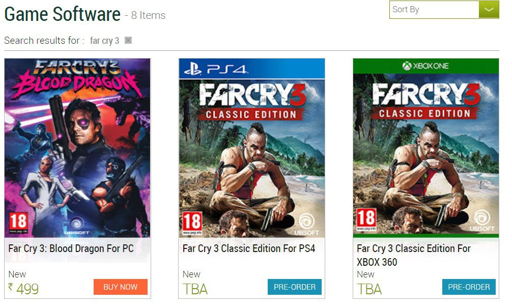 Far Cry 3 Classic Edition Likely Getting Standalone Release On Ps4 And Xbox One This June Godisageek Com