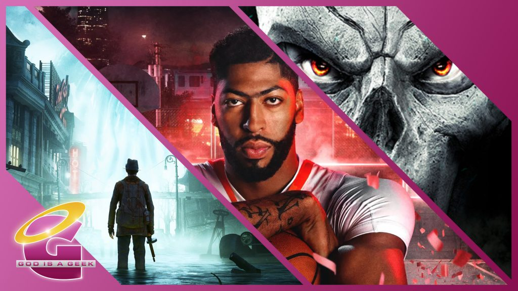 Switch Re Port Review 53 Nba 2k20 The Sinking City
