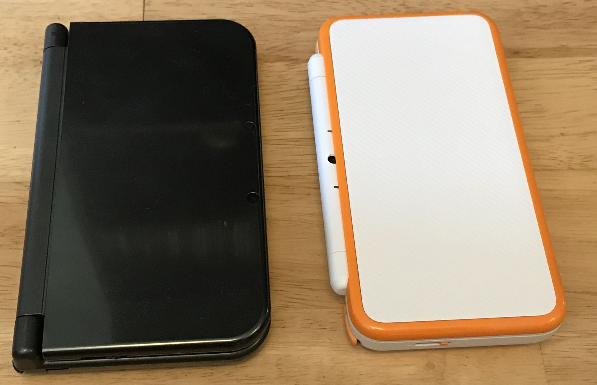 2DS XL vs 3DS XL