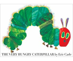 The Very Hungry Caterpillar Wriggles Onto The Wii