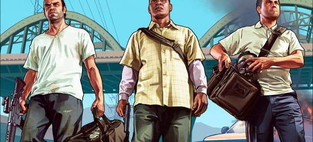 GTA V Coming to PS4 This Autumn, Xbox One and PC too