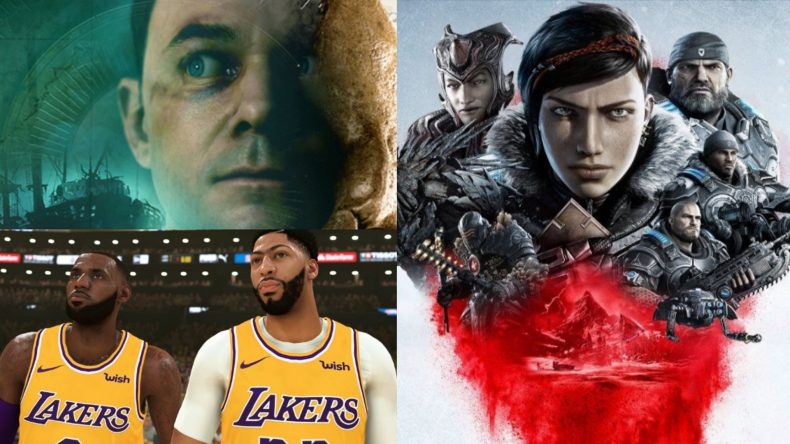 Podcast 362: NBA 2K20, Gears 5, Man of Medan, and more,.