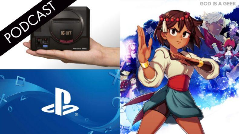 Podcast 367: Indivisible, Sega Mega Drive Mini, PlayStation 5