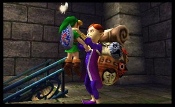 3DS Majora's Mask review