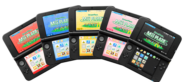 3DS Update Available Now, Adds Themes!