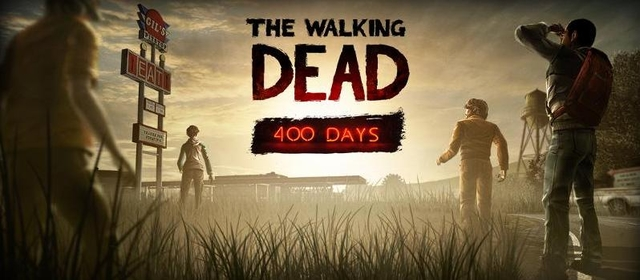 The Walking Dead 400 Days –  E3 Hands Off