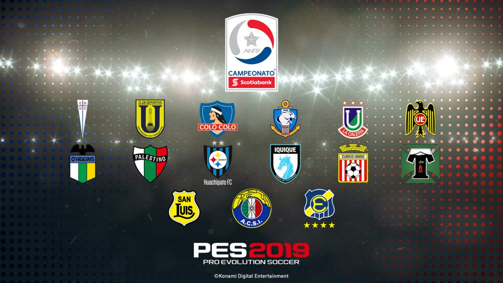 Konami announces that Campeonato Scotiabank and the Chilean