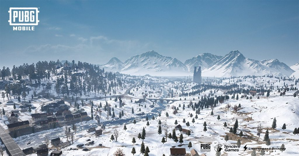 Pubg Vikendi Wallpapers: PUBG Mobile Vikendi Map Unlock Time And Download Size Revealed