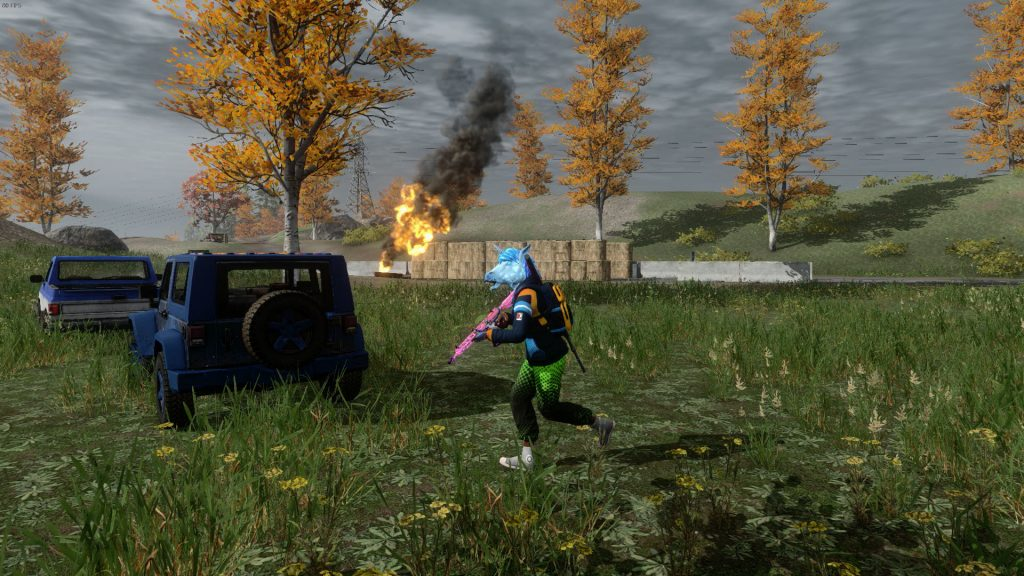 H1Z1 Battle Royale gets a new map on PC alongside huge