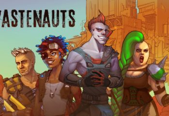 Co-op card game Wastenauts is now on Kickstarter