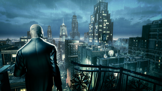 Hitman: Absolution - Cityscape