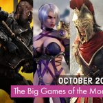 Games of October: Red Dead Redemption 2, Call of Duty: Black Ops 4, Forza Horizon 4, Assassin's Creed Odyssey, and more
