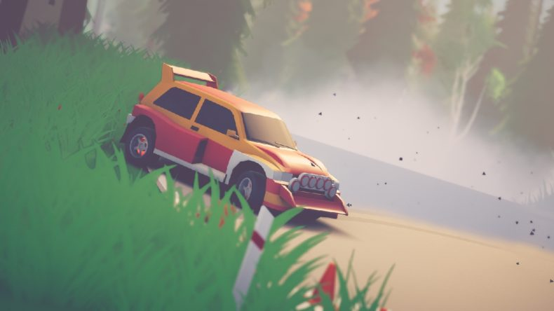 Funselektor announces art of rally free update