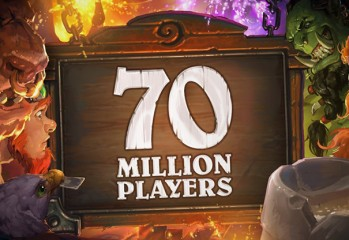 70 million hearthstone