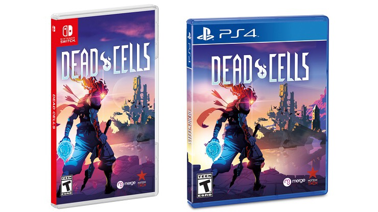 Motion Twin announces Dead Cells retail release on PS4 and Switch