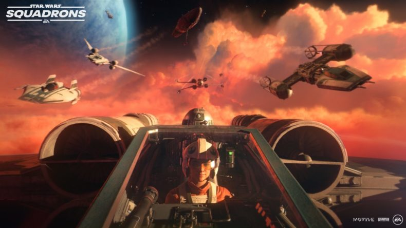 An image of Star Wars: Squadrons