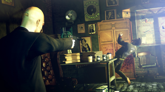 Hitman: Absolution - Tyler Takedown