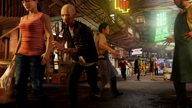 Sleeping Dogs - Chase