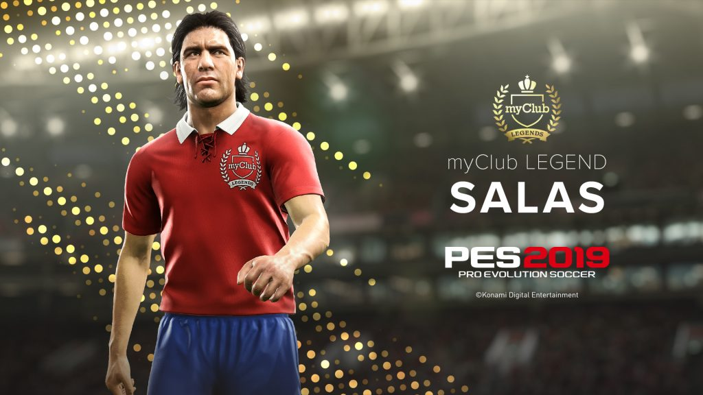 Konami announces that Campeonato Scotiabank and the Chilean National