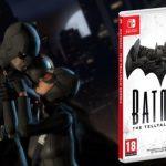 Batman – The Telltale Series releases on November 17 for Nintendo Switch