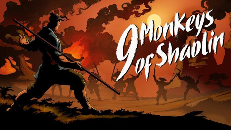 9 Monkeys of Shaolin review
