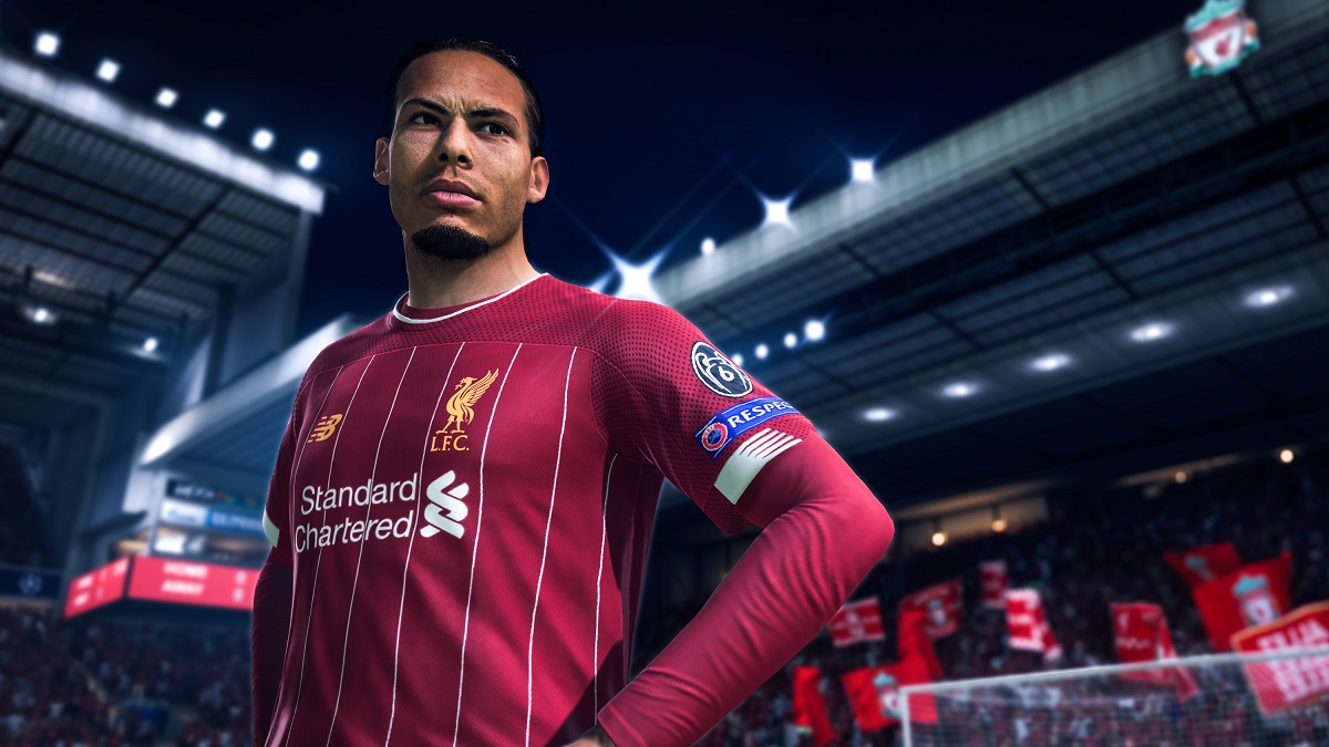 Will Van Dijk still be impossible to beat in FIFA 21?