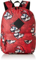 Nintendo MArio Sublimation Backpack