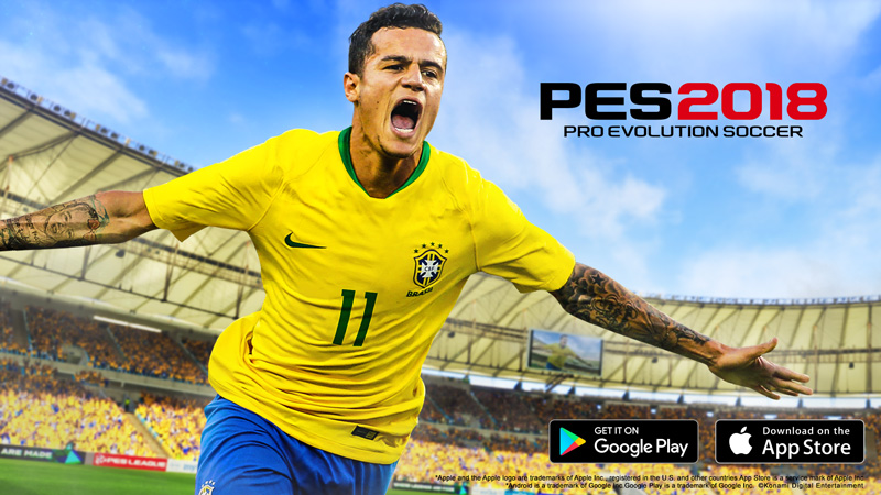 PES 2018 Mobile celebrates one year anniversary with new