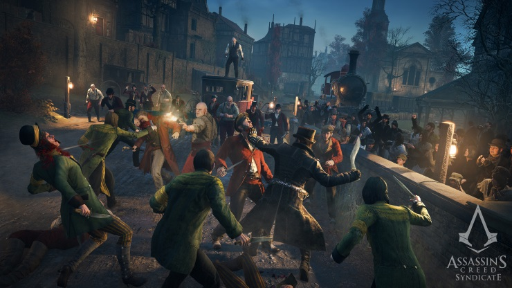 AC Syndicate PS4 review