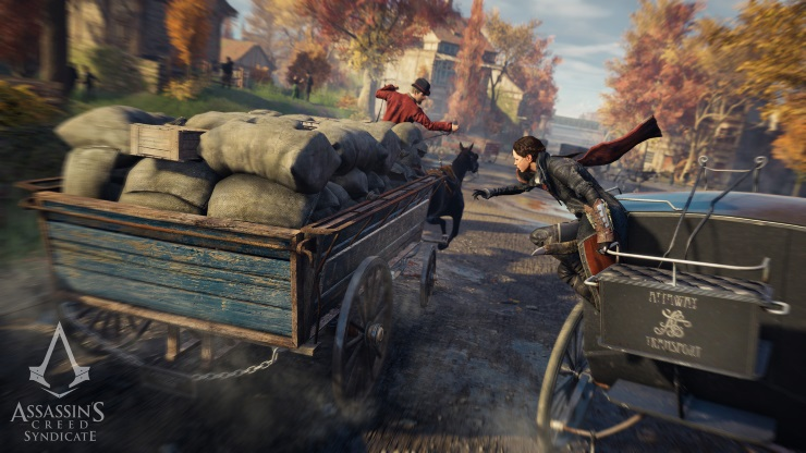 AC Syndicate Xbox One review