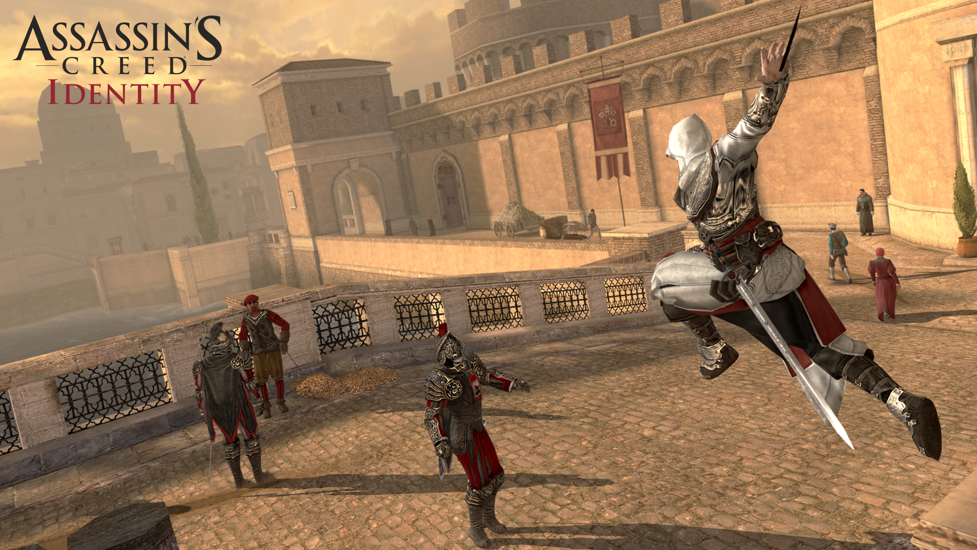 Assassin's Creed Identity brings the series to iOS for the first time
