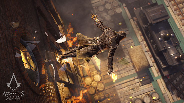 Assassin's Creed Syndicate Campaign Hands-On: Two Assassins Are Better Than One