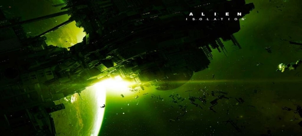 Alien: Isolation 'Lo-fi Sci-fi' Trailer