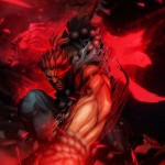 Akuma revealed for Street Fighter V