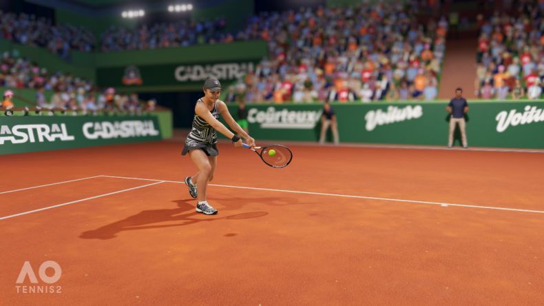 AO Tennis Career Details